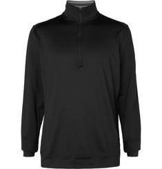 Adidas Golf Classic Club Stretch-Jersey Golf Half-Zip Sweater