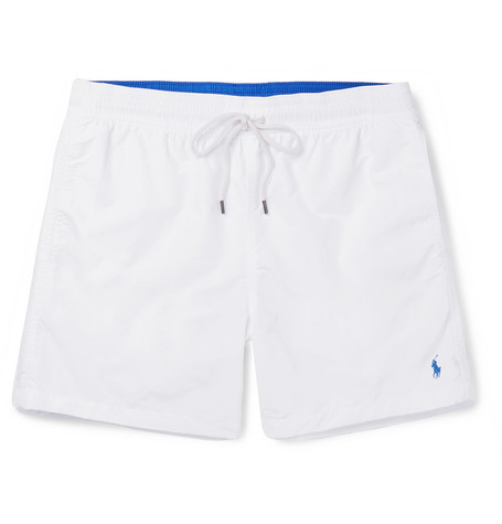 9e55429ff4 Polo Ralph Lauren - Traveller Mid-Length Swim Shorts