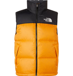 The North Face - 1996 Nuptse Colour-Block Quilted Shell Down Gilet