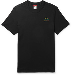 The North Face Ridge Logo-Print Cotton-Jersey T-Shirt