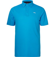 Kjus Golf Silas Jersey Golf Polo Shirt
