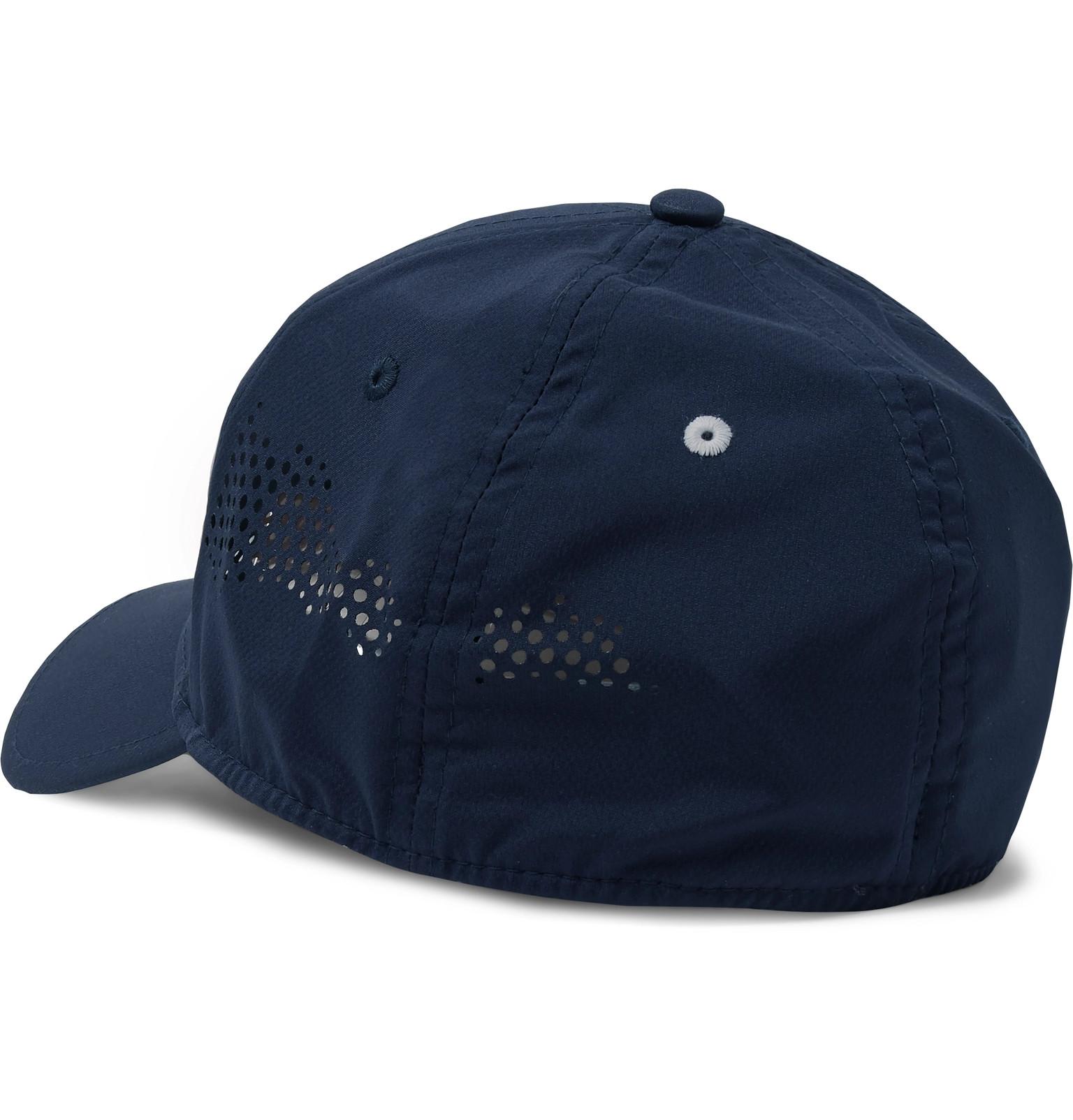 Kjus Golf - Captain Lazer Logo-Appliquéd Woven Cap ceae9eddb3e