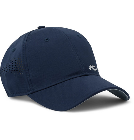 Captain Lazer Logo Appliquéd Woven Cap by Kjus Golf