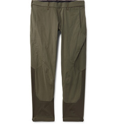 Arc'teryx Veilance Apparat Slim-Fit Cotton and Nylon-Blend Trousers