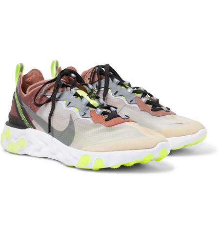 REACT ELEMENT 87 SNEAKERS from MR PORTER