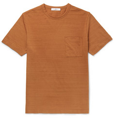 Mr P. Piece-Dyed Slub Cotton T-Shirt