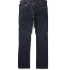 The Workers Club - Slim-Fit Selvedge Denim Jeans