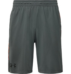 Under Armour MK-1 Wordmark HeatGear Shorts