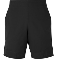 Under Armour Vanish Wide-Leg Shell Shorts