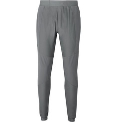 Under Armour - Vanish Hybrid Tapered Panelled Stretch-Jersey Sweatpants