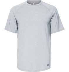 Under Armour Recovery Sleepwear Mélange Stretch Tech-Jersey T-Shirt
