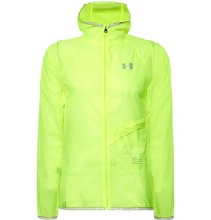 Under Armour - Qualifier Packable Storm HeatGear Hooded Jacket