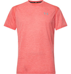 Under Armour Streaker Twist Mélange Microthread T-Shirt