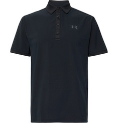 Under Armour Playoff HeatGear Golf Polo Shirt