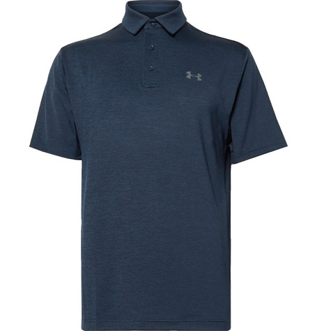 c02dcb6bac8dd6 Under Armour - Playoff 2.0 Mélange HeatGear Golf Polo Shirt