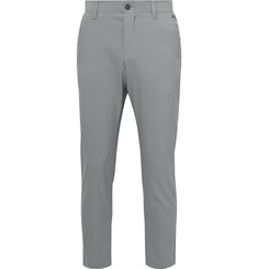 Under Armour - Showdown Slim-Fit Stretch Nylon and Modal-Blend Golf Trousers