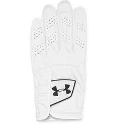 Under Armour Spieth Tour Perforated Leather Golf Glove