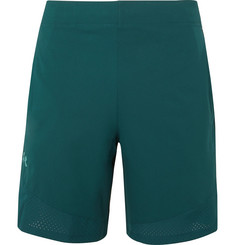 Under Armour - Vanish Wide-Leg Shell Shorts