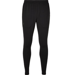 Under Armour - UA Rush Cellient Tapered Stretch Tech-Jersey Sweatpants