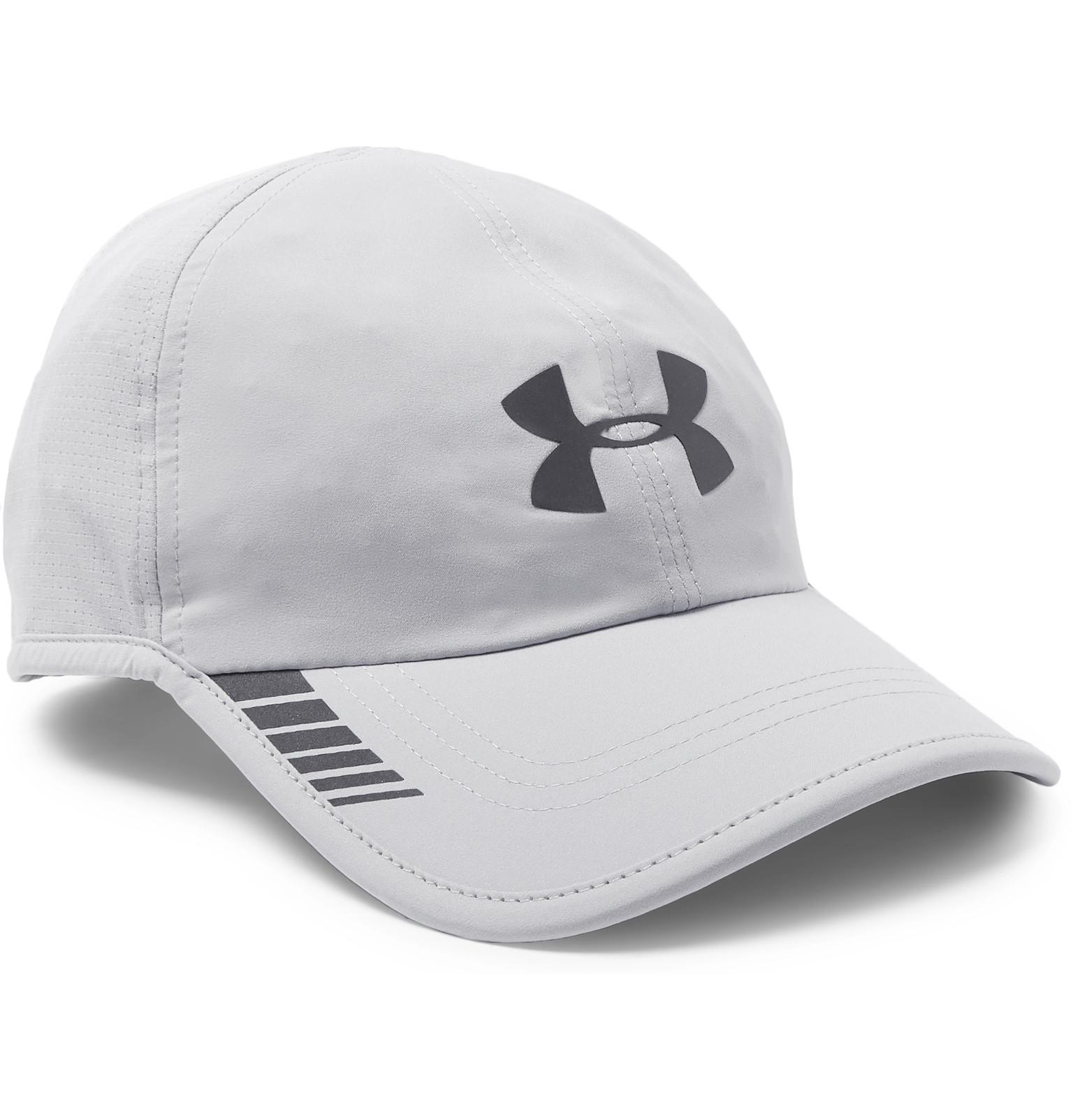 Under Armour - Logo-Print ArmourVent Mesh Baseball Cap