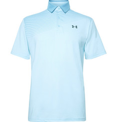 Under Armour Playoff 2.0 HeatGear Golf Polo Shirt