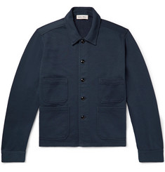 Alex Mill Loopback Cotton-Jersey Chore Jacket