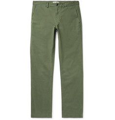 Alex Mill Stretch Cotton-Twill Chinos