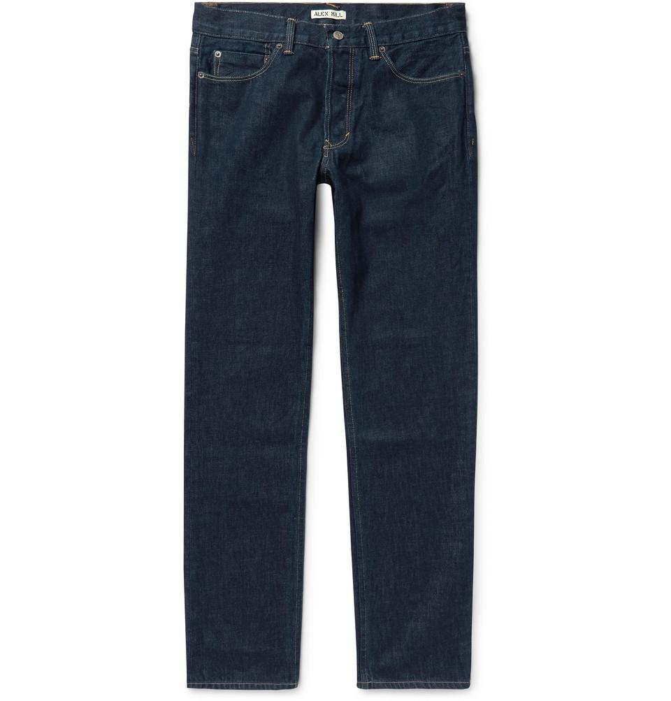 Denim Jeans - Dark denim
