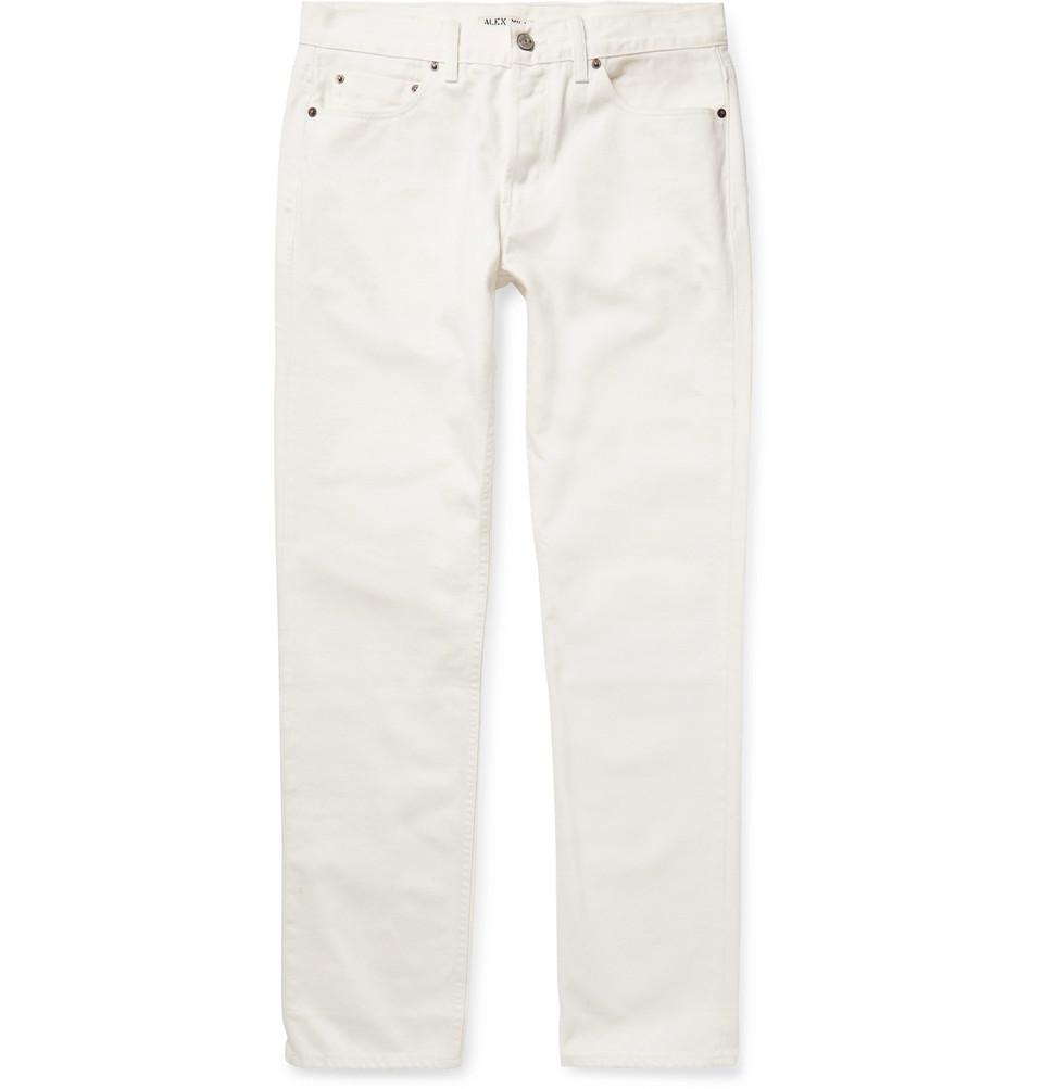 Denim Jeans - Off-white