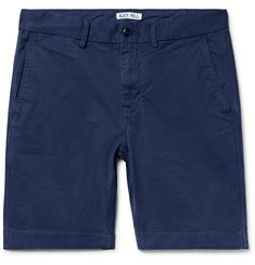 Alex Mill Stretch Cotton-Twill Chino Shorts