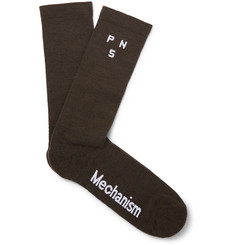 Pas Normal Studios - Merino Wool-Blend Socks