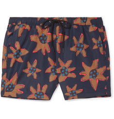 Paul Smith Printed Swim Shorts