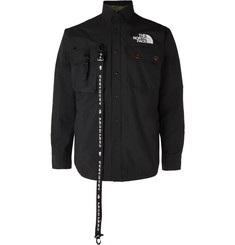 The North Face - Black Series KK Coach Webbing-Detailed Shell Overshirt