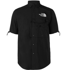 The North Face Black Series KK Logo-Embroidered Shell Shirt