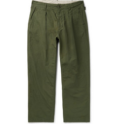 Engineered Garments Cotton-Ripstop Trousers