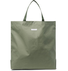 Engineered Garments Cotton-Canvas Tote Bag