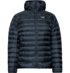 Arc'teryx - Cerium LT Slim-Fit Quilted Ripstop Hooded Down Jacket