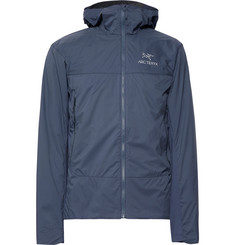 Arc'teryx - Atom SL Slim-Fit Padded Tyono and Stretch-Jersey Hooded Jacket