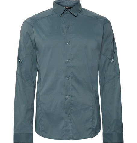 0922c31aded Arc'teryx - Elaho LS Slim-Fit Checked Alatorre Shirt