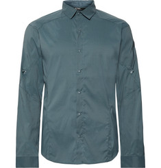 Arc'teryx Elaho LS Slim-Fit Checked Alatorre Shirt