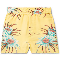 You As Orion Printed Woven Shorts