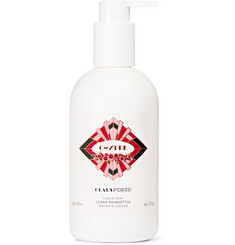 Claus Porto Chypre Cedar Poinsettia Liquid Soap, 300ml