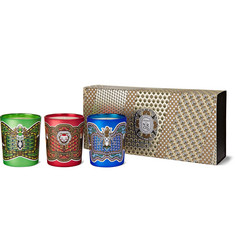 Diptyque Set of Three Scented Candles, 3 x 190g