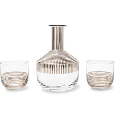 Tom Dixon - Tank Striped Whisky Set