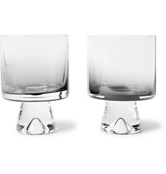 Tom Dixon - Tank Set of Two Dégradé Low Ball Glasses