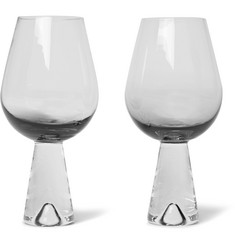 Tom Dixon - Tank Set of Two Dégradé Wine Glasses
