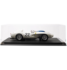 Amalgam Collection Limited Edition Ferrari 250 TR (1958) LeMans Lucy Belle 2 1:8th Model Car