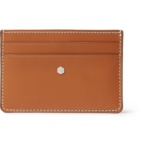 Connolly Hex 1904 Leather Cardholder