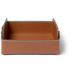 Connolly Leather Desk Tray