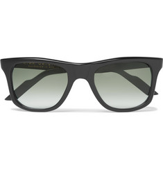 Kirk Originals Stewart Square-Frame Acetate Sunglasses